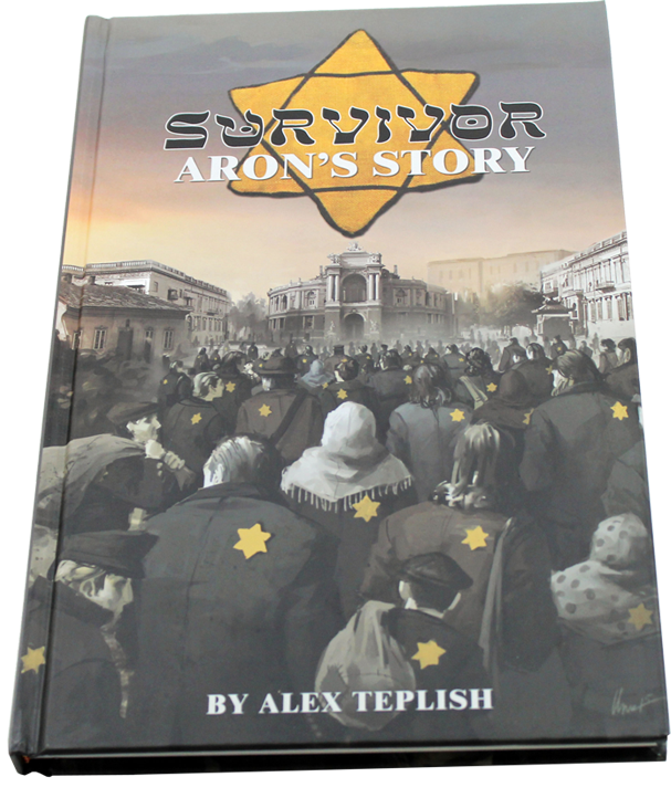 Survivor - Aron's story